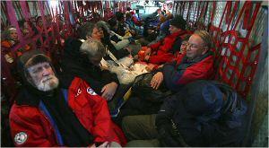 Antarctica airlines