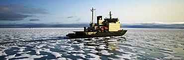 Capitan Dranitsyn Antarctica cruise ship: Quark Expedition