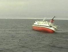 M/S Explorer Antarctica ship